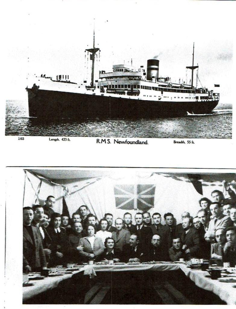 Kitchener camp, Oscar Reininger, Postcards