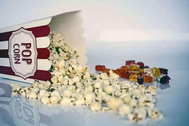 Popcorn-Tüten