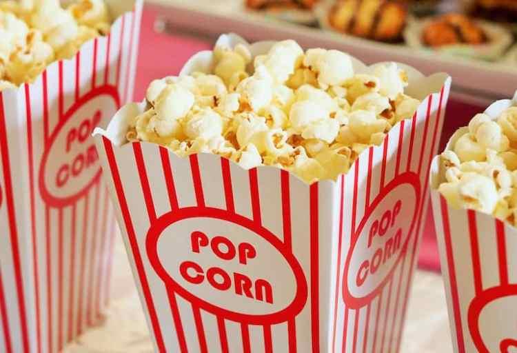 popcorntuete retro