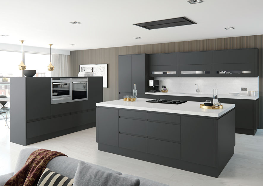 Are Painted Kitchens Becoming More Popular Than Gloss