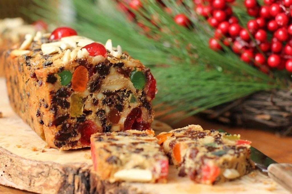 Fruitcake And Christmas Cake Ideas And Designs