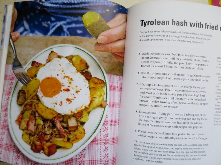 biergarten cookbook traditional bavarian recipes