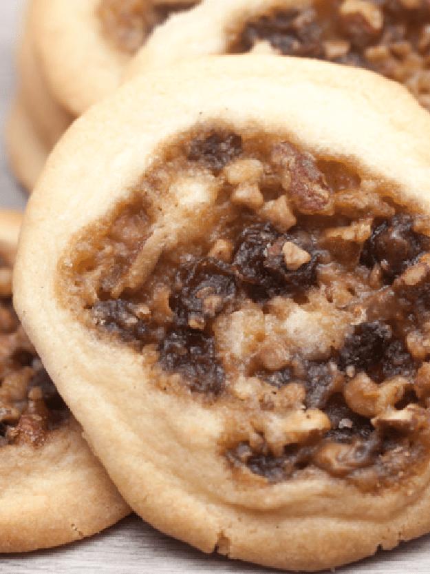 Butter Tart Sugar Cookies
