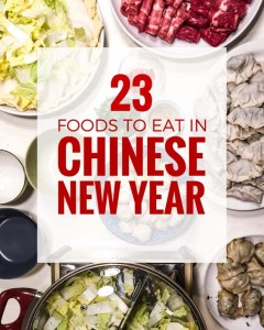 Bacon is Magic - 23 Foods to Eat in Chinese New Year