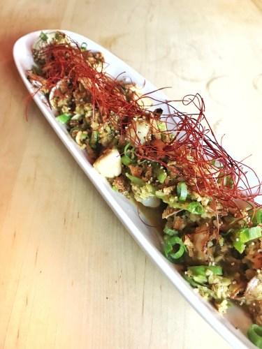 Inspire Restaurant - Extra Butter Drunken Crustaceans