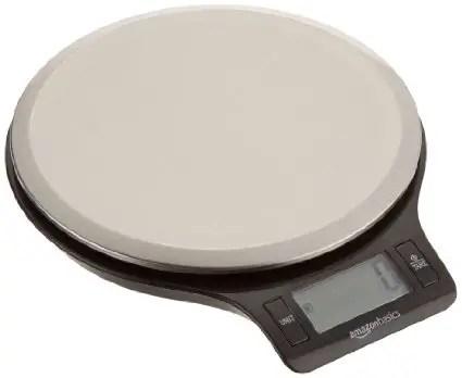 amazonbasics digital kitchen scale - Best Digital Kitchen Scale