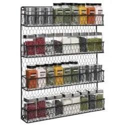 4-Tier-Spice-Rack-Storage-Organizer-Review