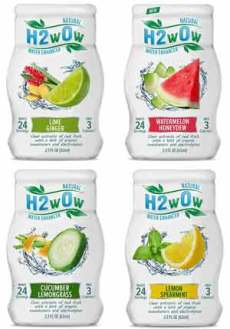 H2wOw Water Enhancer Drops ORGANIC