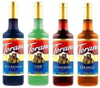 Torani Syrup Variety Pack