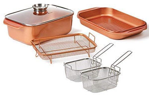 copper chef cookware reviews