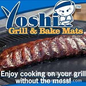 reviews for yoshi grill mat