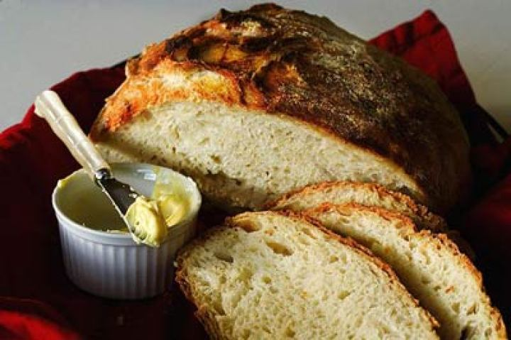Copper Chef No-Knead Bread Recipe