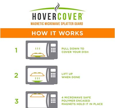 is hover cover safe
