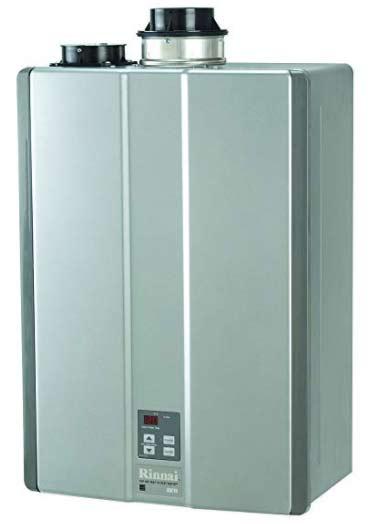 rinnai tankless water heater maintenance