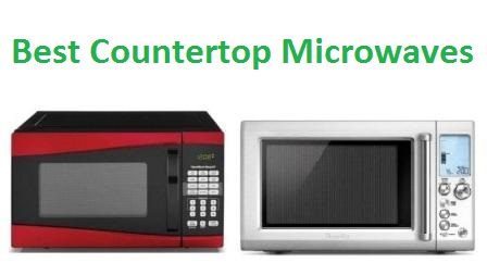 Top 15 Best Countertop Microwaves In