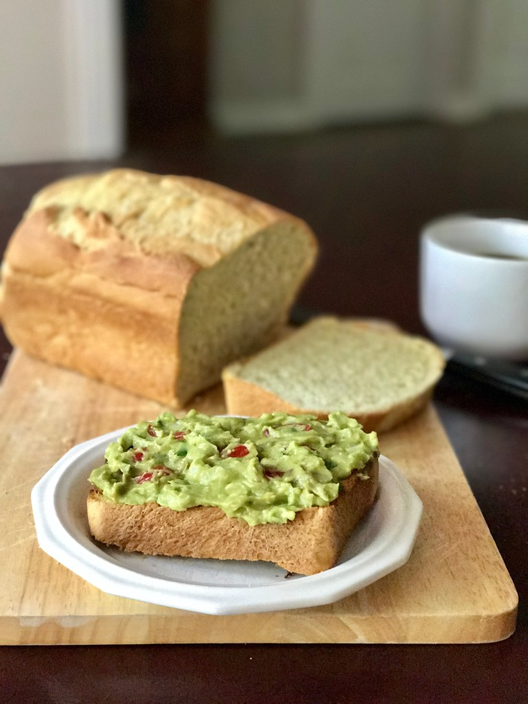 Ultimate Avocado Toast with Avocado Bread Kitchen Gone Rogue