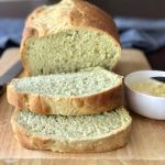 Avocado Loaf Bread