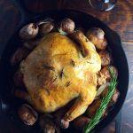 Roasted Rosemary Chicken