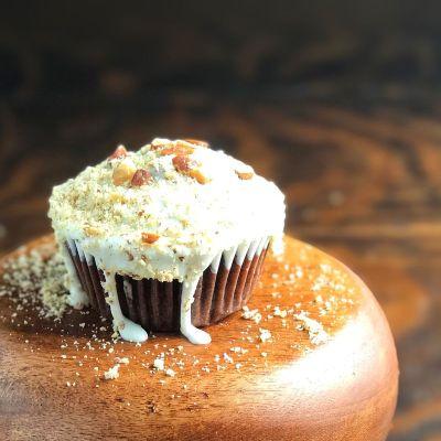 Almond Joy Inspired Dairy-Free Cupcakes