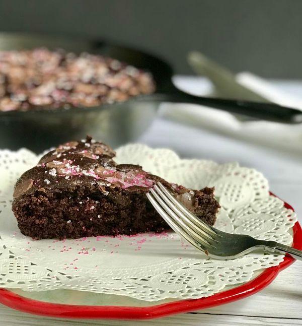 Dairy-Free Egg Free Easy Chocolate Cake
