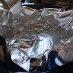 using foil inside slow cookers
