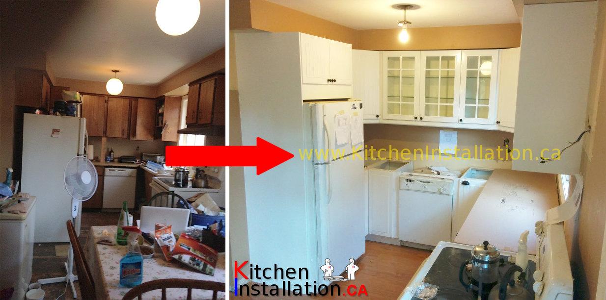 IKEA Kitchen Installation Gallery Portfolio