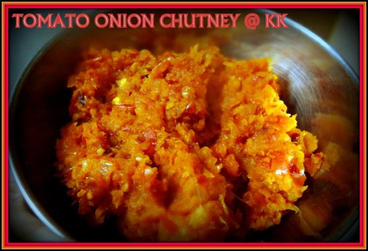tomatoonionchutney