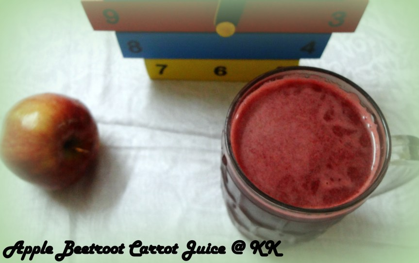 ABC Juice Apple Beet Carrot Juice The miracle drink