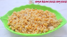soyabean rice
