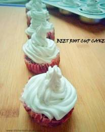 Red Velvet Cup cakes