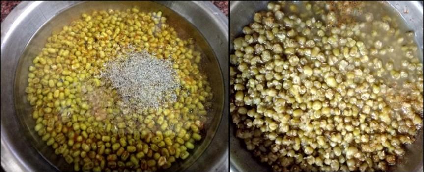 Kerala Style Payaru Curry