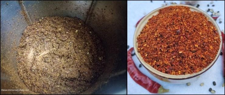 Garlic Podi|Poondu Idly Podi Recipe