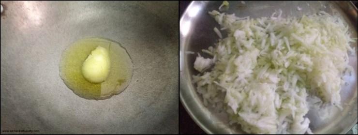 ashgourd halwa recipe with jaggery