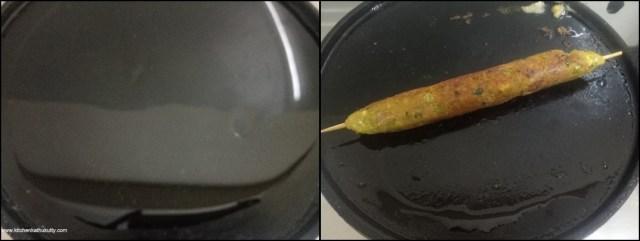 Veg Seekh Kabab Recipe|Veg Kebab Recipe