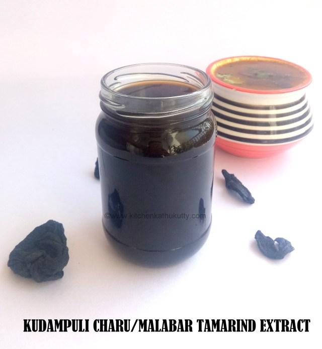 KudamPuli Charu|Malabar Tamarind or Kokum Extract