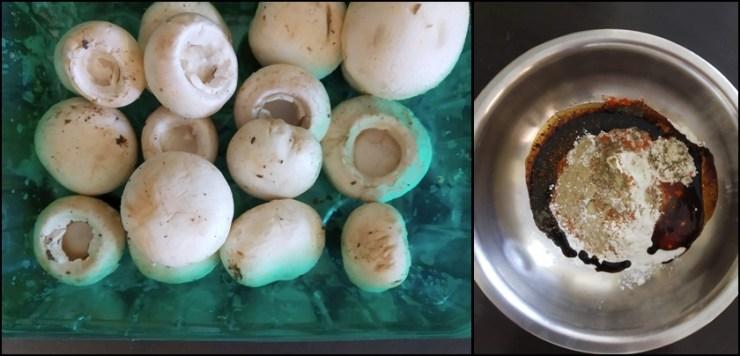 Spicy Crisp Mushrooms Recipe