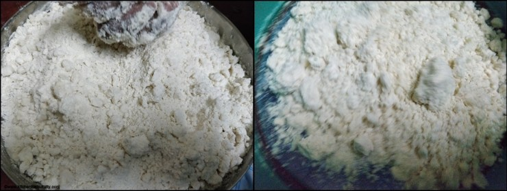 VELLA PUTTU RECIPE