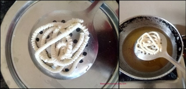Coconut milk murukku recipe