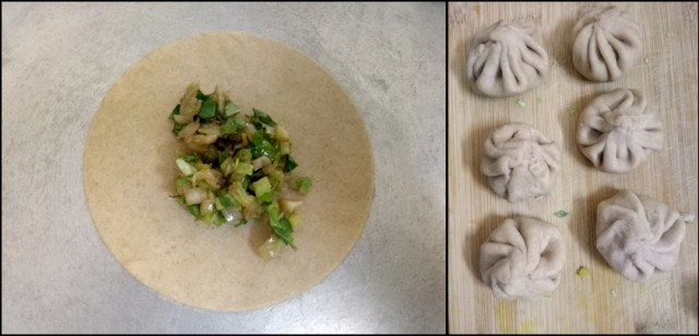 whole wheat momos recipe