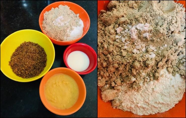 Sathu Maavu Cookies Recipe