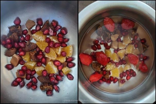 Fruit pops recipe