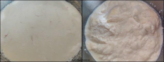 rabri or rabdi recipe
