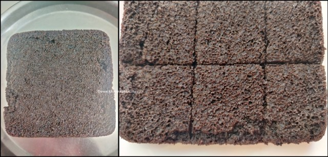 Eggless Amaranth Flour Brownies Recipe