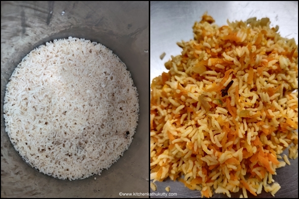how to cook seeraga samba rice
