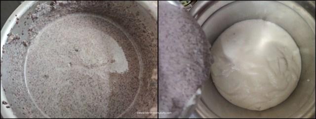 Karuppu Kavuni Arisi Idly Dosa Recipe