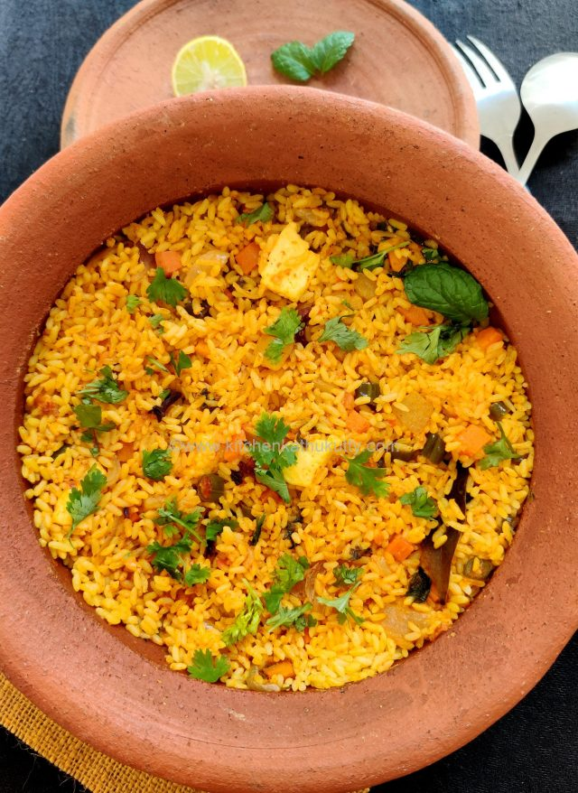 clay pot biriyani recipe
