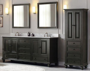 bathroom vanities double sink vanity