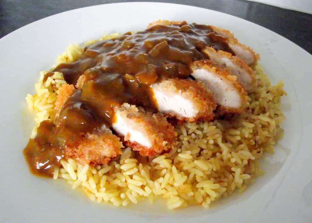 Copycat Yo! Sushi Chicken Katsu Curry
