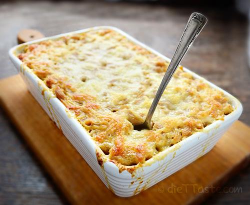 Mac And Cheese Main Dish