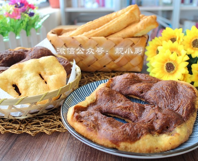 糖油饼 – Sugared Fried Dough